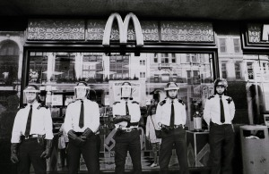 five cops